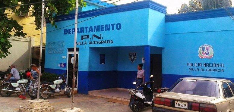 La Policía mata a tres presuntos asaltantes en Villa Altagracia